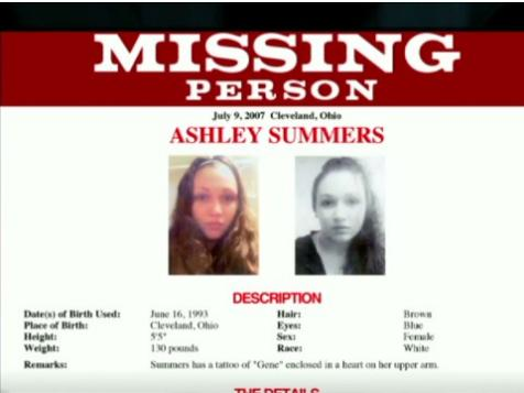 Ashley Summers Has Been Missing For Over 10 Years