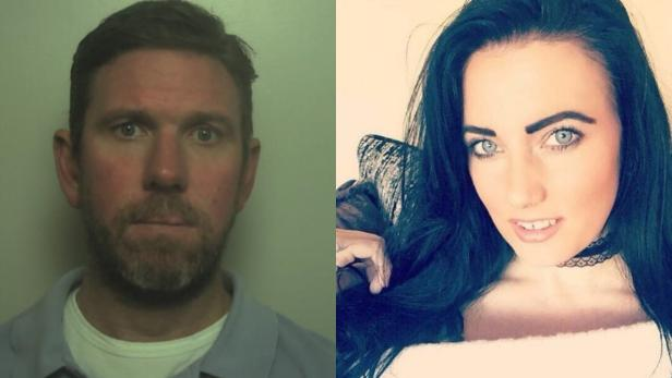 John Broadhurst [Staffordshire Police]; Natalie Connolly [family handout]