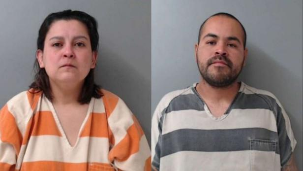 Monica Dominguez; Gerardo Zavala-Loredo [Webb County Sheriff's Office]
