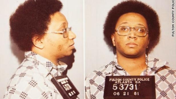 Mug shots of Wayne Williams [Fulton County Police Department]