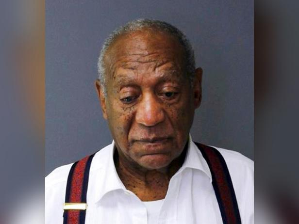Mug shot of Bill Cosby [Montgomery County Correctional Facility]