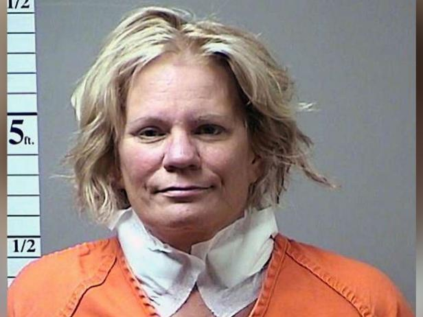 Mug shot of Pamela Hupp [St. Charles County Prosecutor's Office]