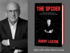 The Spider author Barry Levine reveals how he started covering crime stories, the real-time challenges in writing about Epstein, and why he likes ID's Deadly Women.