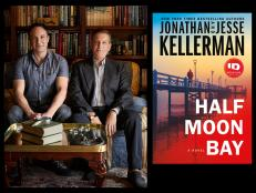 In our Q&A with father/son duo Jonathan ad Jesse Kellerman the authors of Half Moon Bay discuss their fascination with human behavior, their writing process and more.