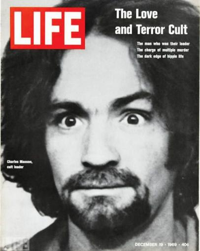 13 Films Based On Charles Manson And The Manson Family