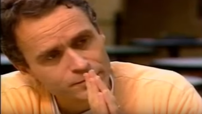 Crime History: Ted Bundy Dies Weeping in the Electric Chair