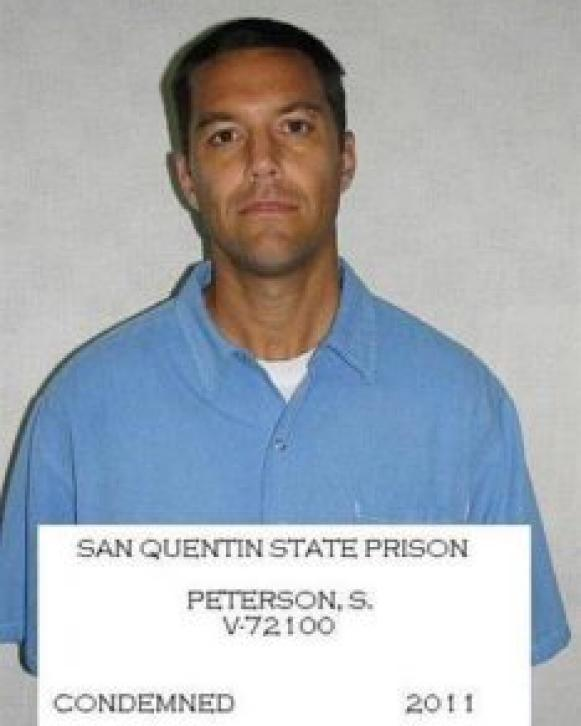 Scott Peterson, 2011 mug shot [California Department of Corrections]