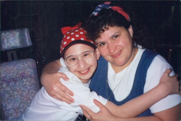 Loving daughter and mother, Gypsy Rose and Dee Dee Blanchard [Investigation Discovery]