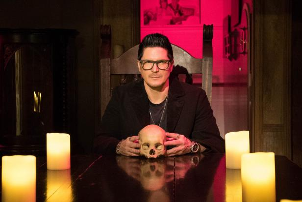Zak Bagans [Trvl Channel]