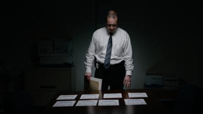 Jason Moran tries to identify John Wayne Gacy victims