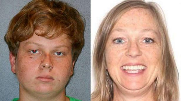 Gregory Ramos and Gail Cleavenger [Volusia County Sheriff's Office]
