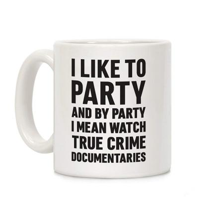 15 Holiday Gift Ideas For Your Favorite True Crime Fan