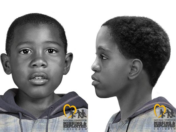 John Doe facial reconstruction [NCMEC]