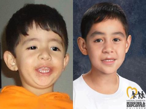 Police Believe Luis Alderete-Martinez Was Abducted By His Mom In 2015