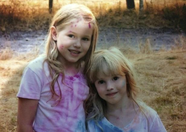 Leia and Caroline Carrico [Humboldt County Sheriff's Office]