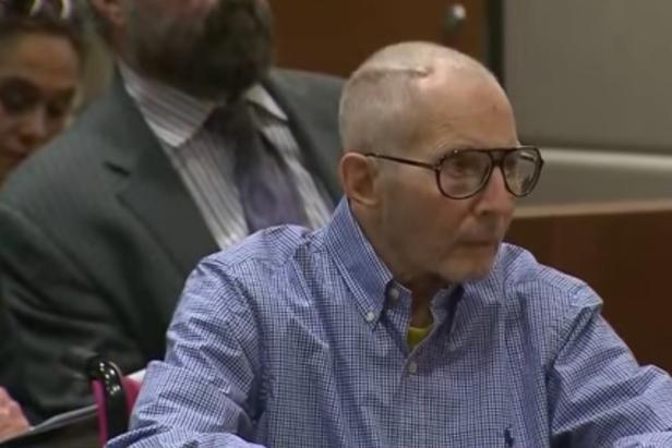 Robert Durst [CBS News/screenshot]