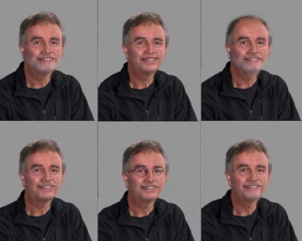 "Age-progressed images of Frederick ""Rick"" McLean [Zero Point Zero Production]"