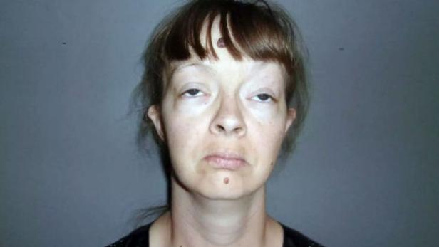 Mug shot of Mary Elizabeth Moore [Delaware County Sheriff's Office]