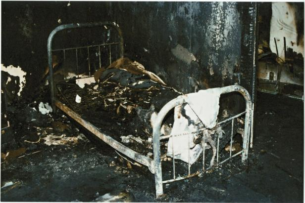 Aftermath of the fire [Texas State Fire Marshal's Office]