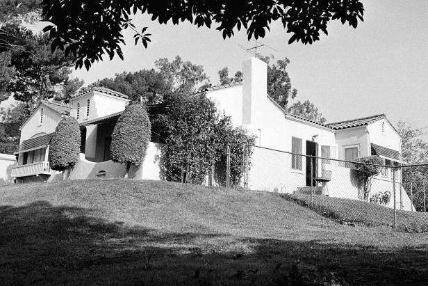 The Rosemary and Leno LaBianca home [AP PhotoFile]