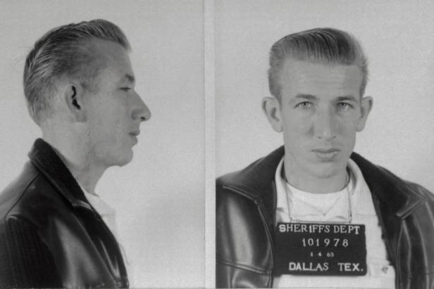 Mug shots of Richard Speck [Dallas Police Department]
