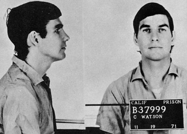 Mug shots of Tex Watson [Wikipedia]