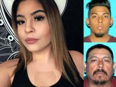 A father and son are now wanted in connection to the murder case. It's possible the duo is now south of the U.S.-Mexico border.