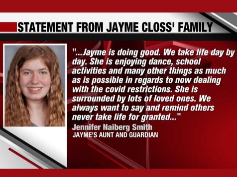 Kidnapping Survivor Jayme Closs 'Enjoying Dance, School Activities' Two Years After Daring Escape
