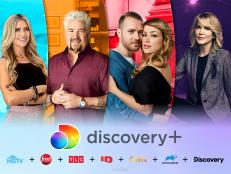 For the first time, Discovery's iconic brands, including HGTV, Food Network, TLC, ID, Animal Planet, Discovery Channel and more will be available to stream all in one place